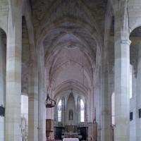 L'intérieur vu vers l'est (2001)
