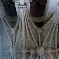 Voûtes de la chapelle vues vers le nord (2001)
