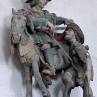 Statue de saint Martin (2002)