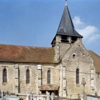 L'église vue du sud (2001)