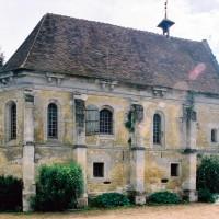 La chapelle vue du nord-est (2002)