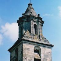 Le clocher vu du nord-ouest (2001)