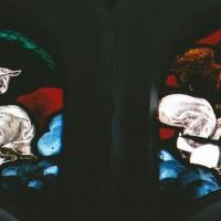 Fragment de vitrail (2001)