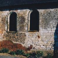 Le mur sud du choeur (2004)