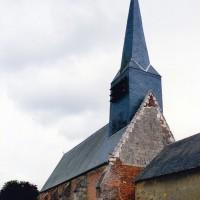 L'église vue du nord-ouest (2003)