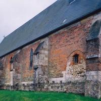 La nef vue du nord-ouest (2004)