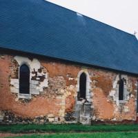 La nef vue du sud-ouest (2004)