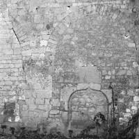 Arcades de la nef, aujourd'hui disparues (1972)