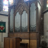 L'orgue de choeur (2016)