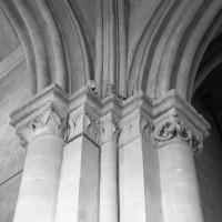 Chapiteaux de la croisée du transept