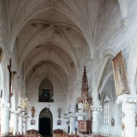 L'intérieur vu vers le nord-ouest (2008)