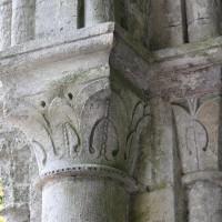 Chapiteaux du bras nord du transept (2018)