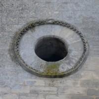Oculus au pignon du choeur (2018)