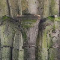 Chapiteaux de la chapelle nord du choeur (2018)