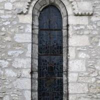 La fenêtre du mur nord du choeur (2015)