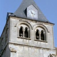 Le clocher vu du sud (2008)