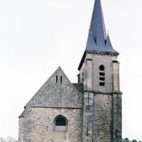 La façade vue de l'ouest (2001)