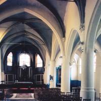 L'intérieur vu vers l'est (2002)