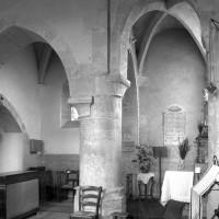 La chapelle de la Vierge vue vers le nord-ouest (2001)