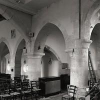 Vue partielle de la nef vers le nord-ouest (2001)