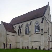 La chapelle vue du nord-ouest (2016)