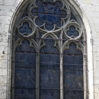 Fenêtre est de la chapelle nord (2015)