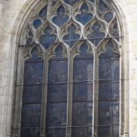 Fenêtre de la chapelle nord-ouest (2015)