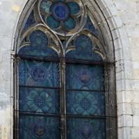Fenêtre nord-est de la chapelle nord (2015)