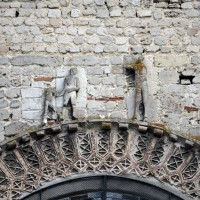 Détails de la fenêtre de la façade (2015)