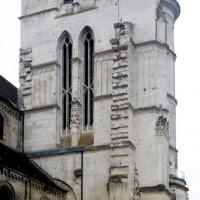 Le clocher vu du nord-est (2015)