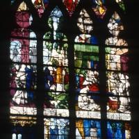 Vitrail de la Légende de saint Claude (1997)