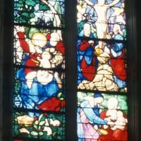 Vitrail des Scènes de la Vie du Christ (1997)
