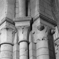 Chapiteaux du bas-côté sud de la nef