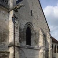 La chapelle sud-est (2016)
