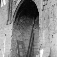 La chapelle au sud de la nef (1974)