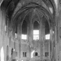 L'intérieur vu vers l'est (1974)