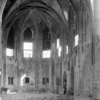 L'intérieur vu vers le sud-est (1974)