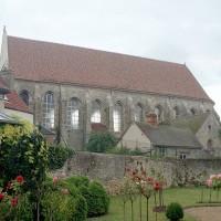 La chapelle vue du sud (2002)