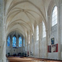 L'intérieur vu vers le sud-est (2002)