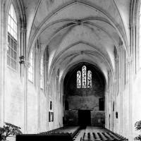 L'intérieur vu vers le sud-ouest (1980)