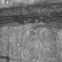 Tailloir d'une baie du clocher (1994)