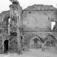Vue partielle du palais vers l'ouest (1980)