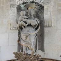 Chapelle de la Vierge : Vierge à l'Enfant (2016)