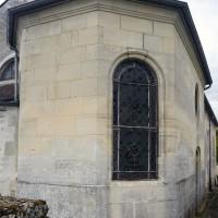 La chapelle nord vue de l'est (2016)