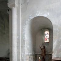 La chapelle du bras sud du transept vue vers l'est (2003)