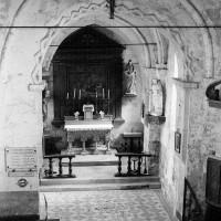 L'intérieur vu vers le sud-est (1970)