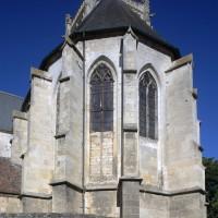 L'abside vue dd sud-est (2016)
