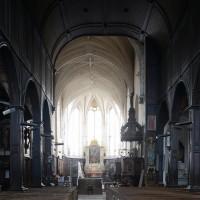 L'intérieur vu vers l'est (2016)