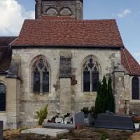La chapelle sud vue du sud (2016)