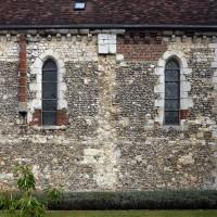 Vue partielle de la nef depuis le sud (2016)